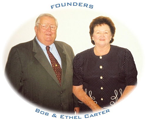 Bob and Ethel Carter